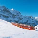 Jungfraubahn erneut mit Besucherrekord