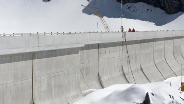 Flexibel einsetzbare Stauseen könnten ein Trumpf der Schweizer Wasserkraft sein.
