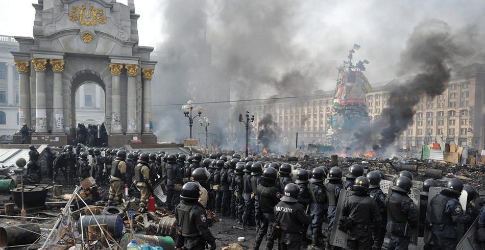 Historisch:  Fünf Jahre ist es her, dass Kiew verwüstet und zerstört war. Die Tage zwischen dem 1