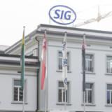 SIG Combibloc wächst kontinuierlich