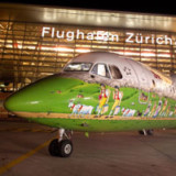 Flughafen Zürich bietet in Indien