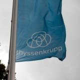 ThyssenKrupp kämpft mit Einbussen