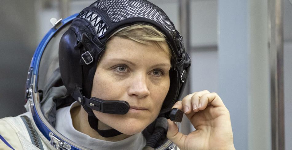 Zum ersten Mal wird eine rein weibliche Crew einen Ausseneinsatz an der Internationalen Raumstation