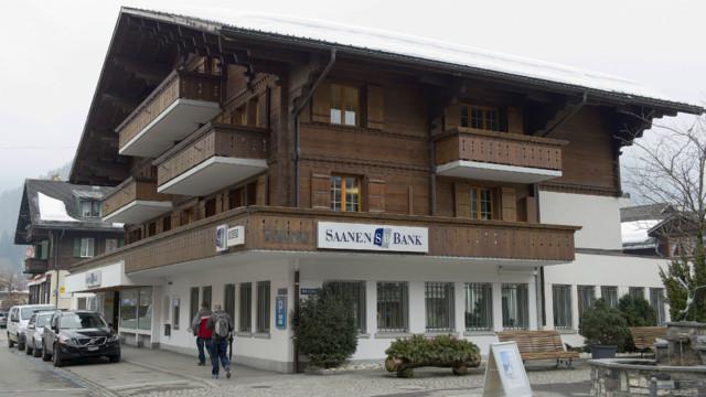 Die Saanen Bank aus dem Berner Oberland verzeichnete im letzen Jahr eine Zunahme von Geschäftserfol