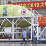 Comac greift Duopol von Boeing und Airbus an