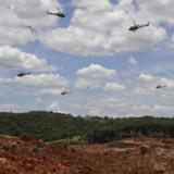 Bergbaukonzerne sind voll in Fahrt