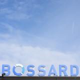 Bossard wächst moderater