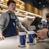 Chinas Starbucks-Rivale strebt aufs Parkett