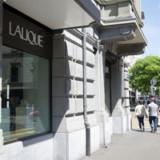 Ausbaupläne belasten Gewinn von Lalique