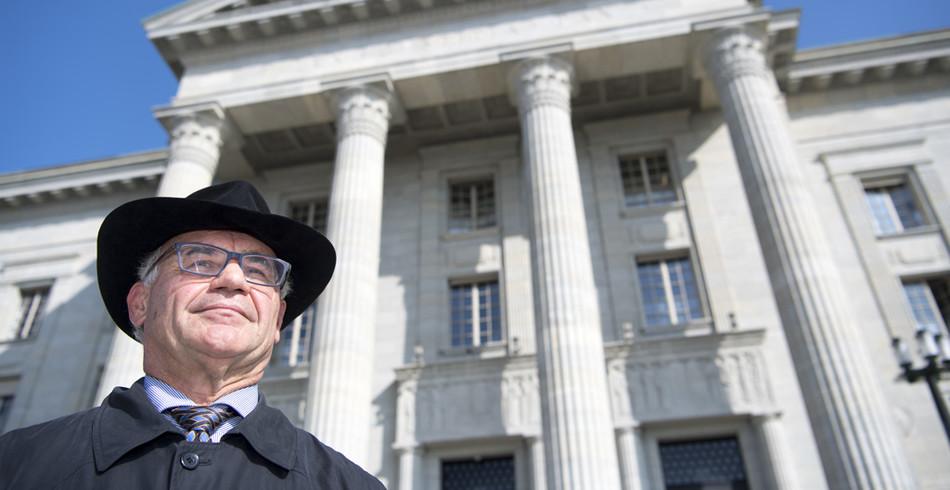 Er ist wohl der bekannteste Whistleblower der Schweiz: Rudolf Elmer. Als ehemaliger Bankmitarbeiter
