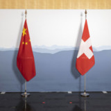 Bern setzt trotz aller Bedenken auf China