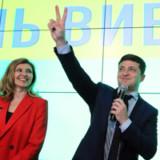 Eine Protestwahl in der Ukraine