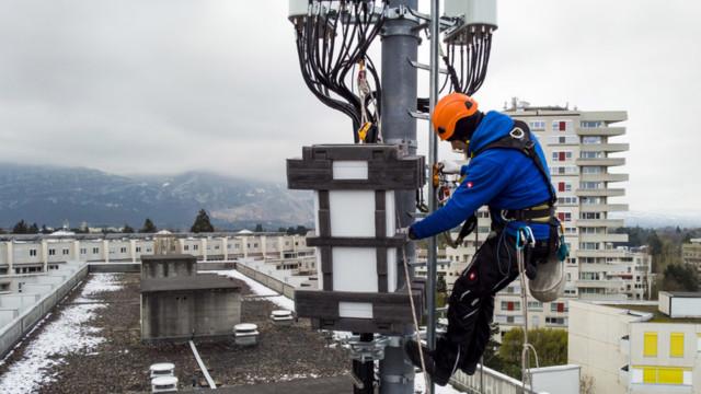 Die Comcom hat im Februar die Swisscom zu einer Senkung der Preise für die Mitbenutzung des Swissco