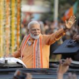Indiens Börse zittert um Wiederwahl Modis
