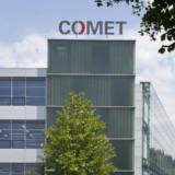 Fotofinish an der Comet-GV