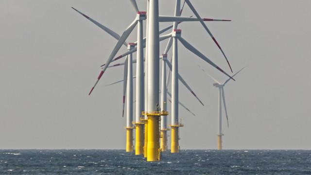 Der Öl- und Gasmulti Royal Dutch Shell investiert auch in Offshore-Windanlagen.