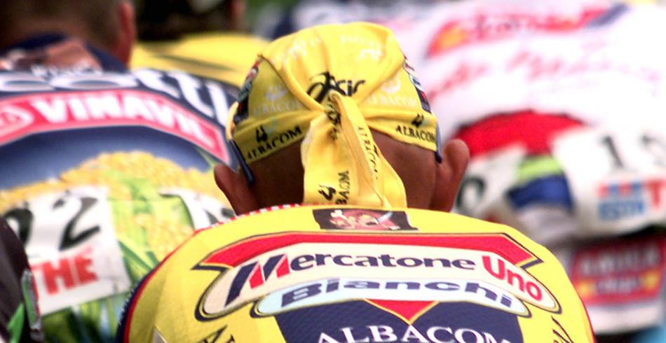 Mercatone Uno (1997-2003)  Nur wenige Jahre figurierte die Verbrauchermarktkette im Radsportzirkus