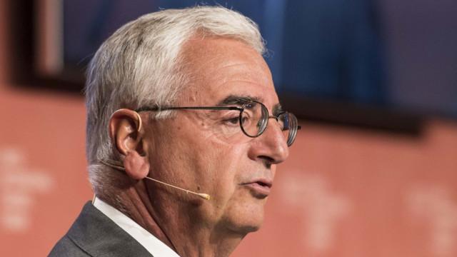 Verwaltungsratschef Achleitner will an Bord bleiben.