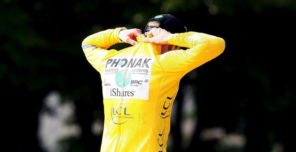 Phonak (2000-2006)  Mit unerlaubten Mitteln kennt sich auch das Phonak-Radsportteam aus. Gleich me