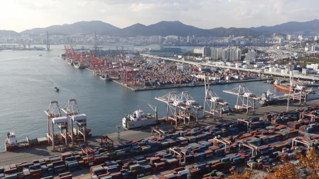 Südkoreas Exportindustrie machen aber nicht nur handelspolitische Streitereien, sondern auch zykli
