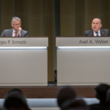 UBS-Aktionäre verweigern Entlastung