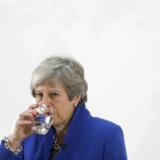 Theresa May soll kurz vor dem Rücktritt stehen
