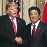 Trump drängt Japan auf raschen Handelsdeal