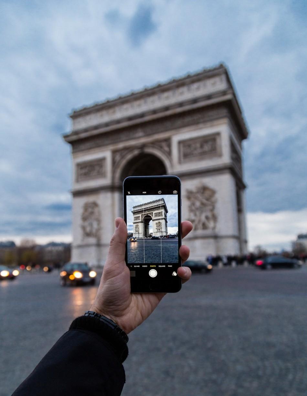 In Frankreich sind mit Abstand die meisten Kreisel in Betrieb. Noch vor zehn Jahren befand sich mit