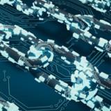 Mit Aktien auf die Blockchain wetten