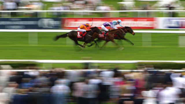 Lohnt sich Sell in May 2019? Die St-Leger-Pferderennen in Doncaster sind Ursprung der bekannten Bör