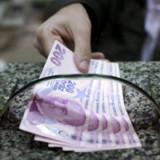 Türkische Lira auf Achtmonatstief