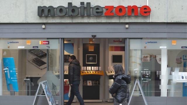 Auf der Umsatzstufe hat Mobilezone 2018 einen rund doppelt so hohen Betrag erzielt wie SH Telekommun