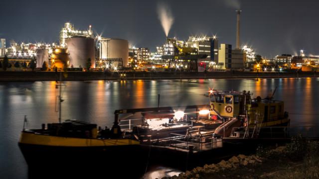 Anleihen europäischer Grossunternehmen beispielsweise der chemischen Industrie werden niedrig verzi