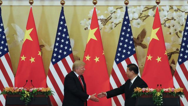In Japan dürften sich US-Präsident Donald Trump (li.) und Chinas Präsident Xi Jinping treffen.
