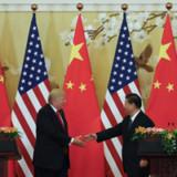 USA und China reden wieder miteinander