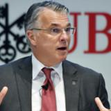 UBS-CEO Ermotti: Umfeld nach wie vor fragil