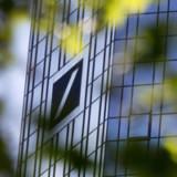Deutsche Bank hinkt hinterher