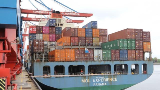 «Von der Schwäche des Welthandels ist die international stark vernetzte deutsche Industrie besonde