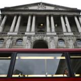 Britische Notenbank lässt Zins konstant