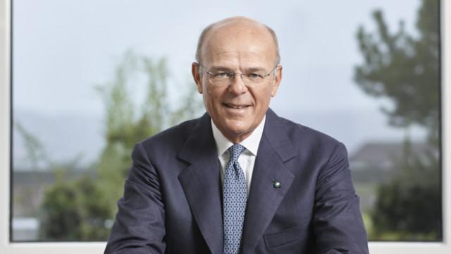 CEO Mario Greco muss anpassen: «Dank smarter Geräte steuern Kunden die Beziehung.»