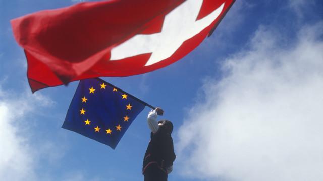 Das Verhältnis zwischen der Schweiz und der EU ist nicht idyllisch, sondern kompliziert.