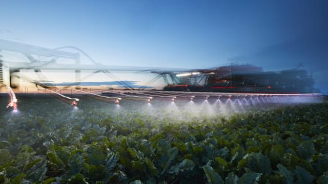 Das Wachstum der Bevölkerung und höhere Nahrungsmittelnachfrage setzen die Landwirtschaft stetigem